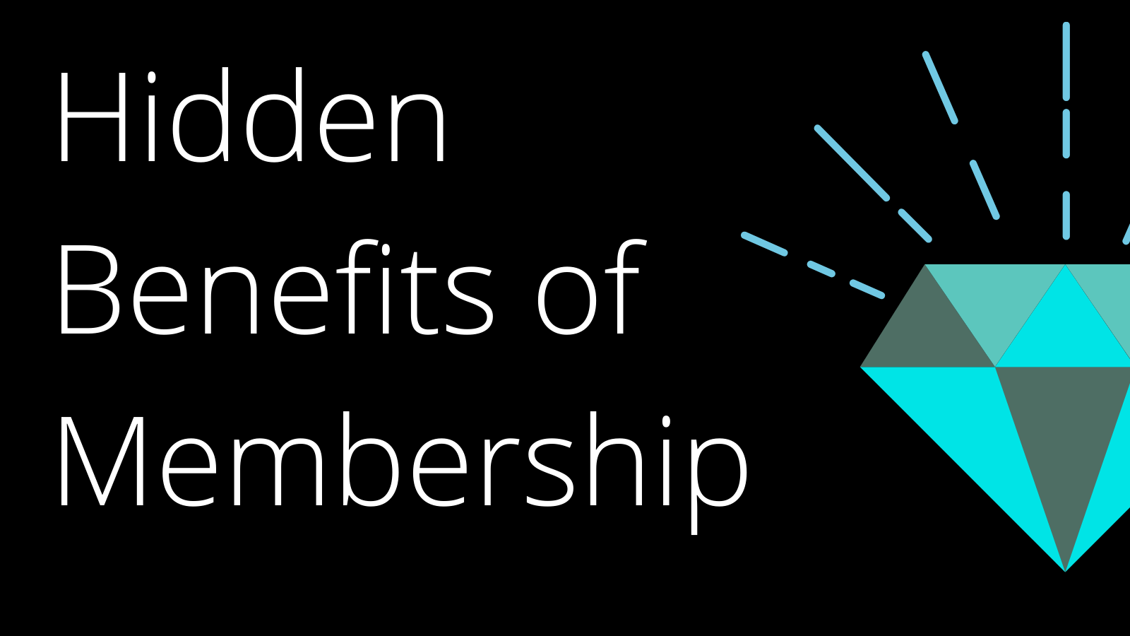 Image for The hidden benefits of membership: SEO