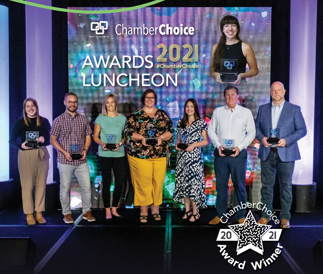 Image for Announcing the 2021 ChamberChoice Award Winners