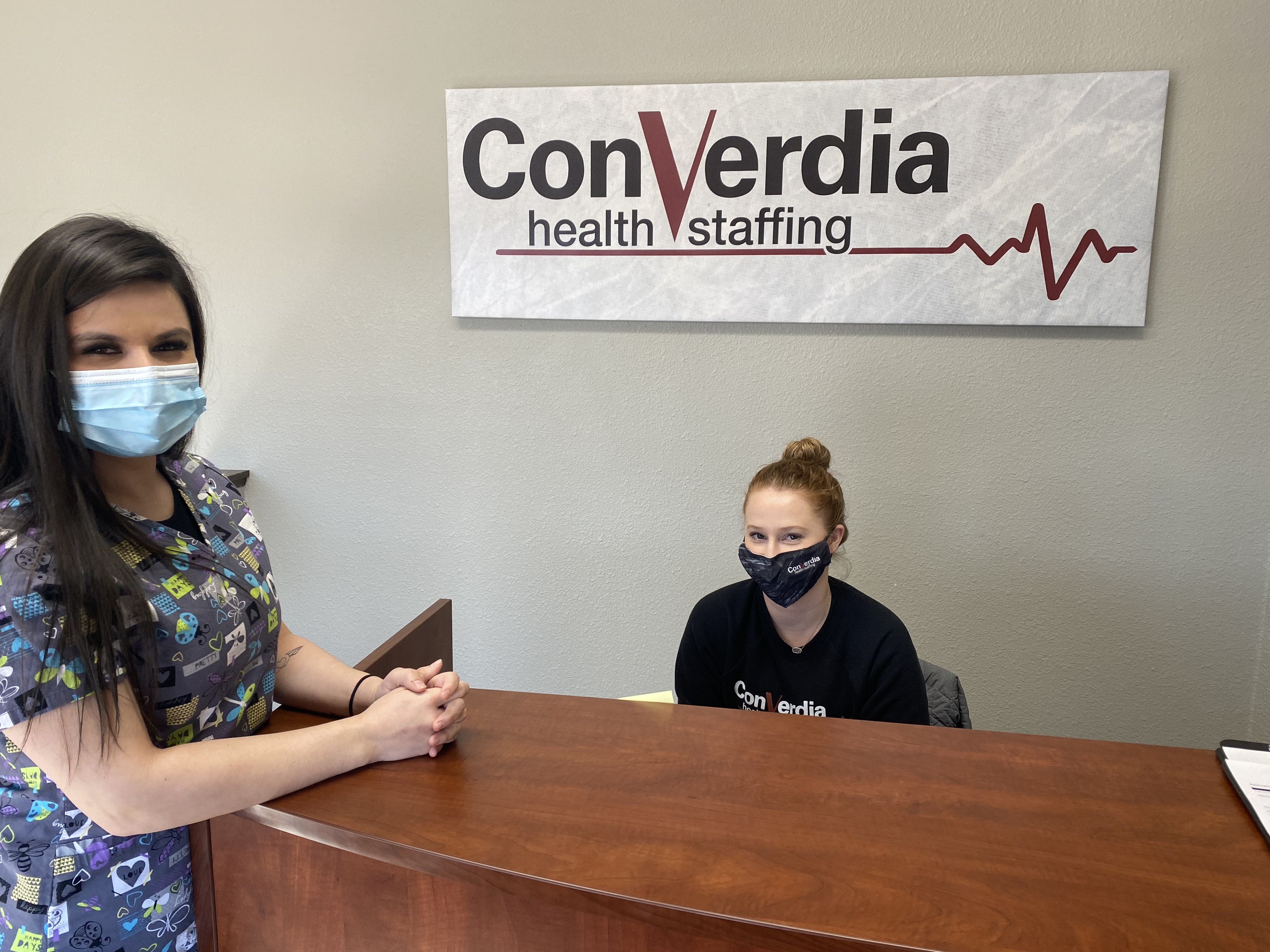 Image for 2021 Emerging Business of the Year: Converdia Health Staffing
