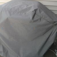 Custom Grill Cover