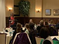 Nancy Boyle speaks on Unconscious Bias