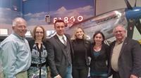 A few clients at he Air Museum Gala