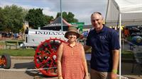 Paula and Lee, Minneapolis CEO Members @ MN Fair