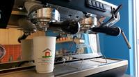 Latte machine - free for lenders/realtors