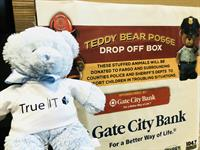 2018 Teddy Bear Posse donation