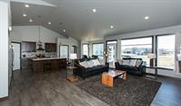 Turnberry Kitchen & Living Room