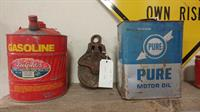 Gas & Oil Cans