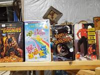 Vintage & Retro Collectible VHS