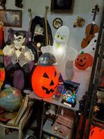 Halloween & Holiday Blow Mold