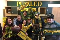 NDSU Bison Fan Cave Team