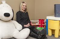 Heather Siek provides therapy at the Moorhead office