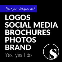Wait... Do you do Logos? Yes. Yes, I do.