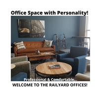 Join our Railyard Community!