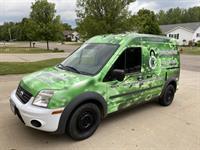 """Slimer"", the disinfecting van!"