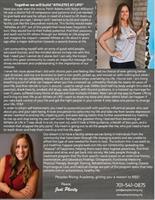 Jodi's flyer story