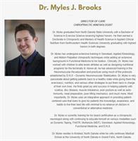 Dr. Myles bio