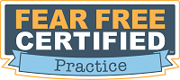 1st Fear Free Certified Practice in the Dakotas!