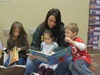 Children learning at Head Start