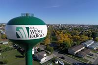 No matter where you are in West Fargo, if you look up you're bound to see one of our water towers.