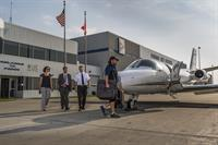 Fargo Jet Center Charter Services