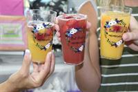 """""""Mimosa"""" Customized Keepsake Cups"""