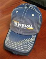 General Equipment Custom Caps
