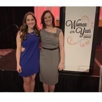 Chamber staff honored at YWCA Women of the Year awards