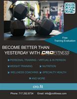 CRO Fitness LLC - Manheim