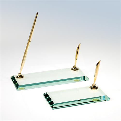 Glass Desk Sets