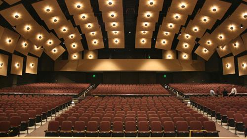 Gila Ridge High School Auditorium