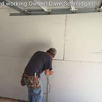 Dave Schmidgall - Hard at Work