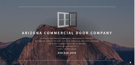 Arizona Commercial Door Company