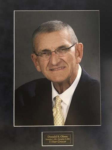 Don Olsen, Founder of Olsens Marketplace IGA
