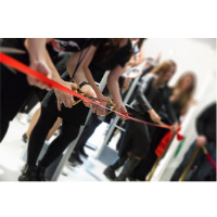 Ribbon Cutting Cafe Venice January 31, 2019