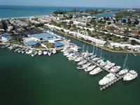 Sky View of VYC Club & Marina