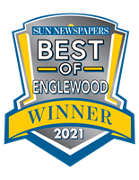 Voted Best Emergency Services every year since 2012, Englewood Sun, 2021