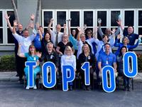 Celebrating a Top 100 Hospital Distinction from Watson Health, 2021