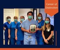 Center of Distinction for Wound Care, Healogics, 2021