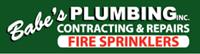 Babe's Plumbing, Inc. & Fire Sprinklers