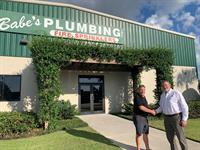 Babe's Plumbing, Inc. purchases JC Little Plumbing, Inc.