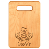 Bamboo Cutting Board Engraved (Personalized)