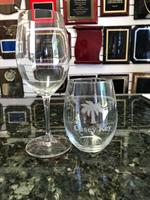 Wine Glasses Engraved (Personalized)