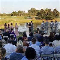 Country Club weddings are so very elegant with RomanticVows.com