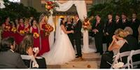 Beauty and romance = a RomanticVows.com wedding.