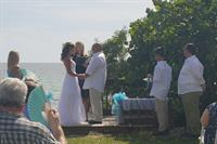 The beach beckons romantic couples for their RomanticVows.com weddings!