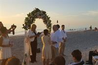 Beach ceremonies are our specialty at RomanticVows.com
