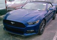 2016 Mustang Convertable