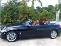 2015 BMW 428i Hardtop Retractable Convertible