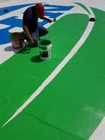 Roof Coating Logo