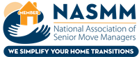 Member of NASMM (National Association of Senior Move Managers)